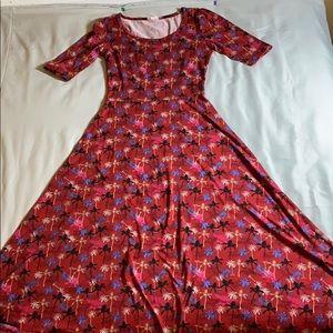 LuLaRoe Ana dress - XS